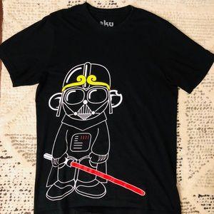 Tops - STAR WARS x MONKEY KING: 100% Cotton T-Shirt